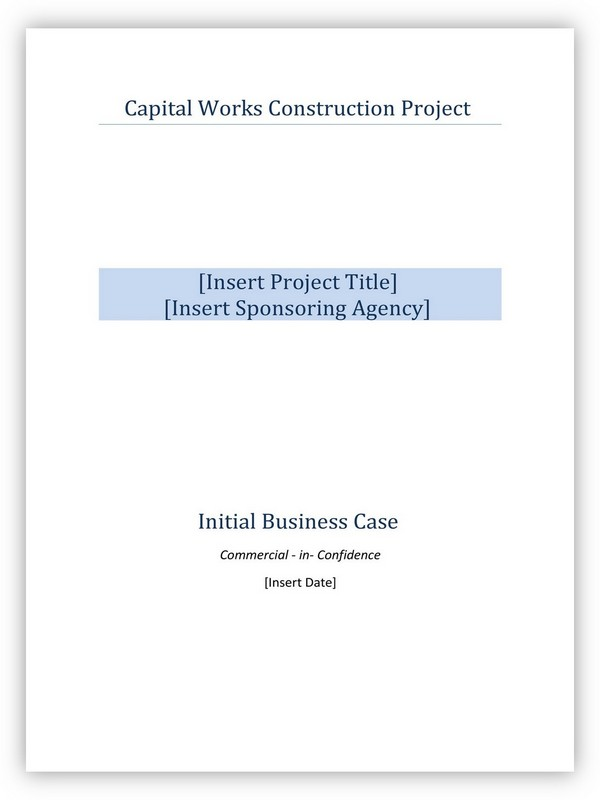 Business Case Template 11