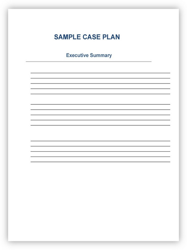Business Case Template 20