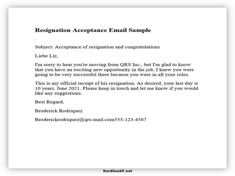 Resignation Acceptance Letter 03